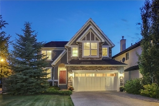 Main Photo: 75 WENTWORTH Heights SW in Calgary: West Springs House for sale : MLS® # C4132331