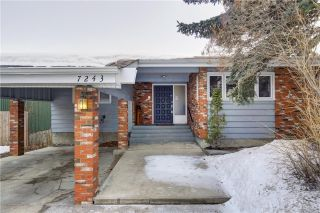 Main Photo: 7243 65 Avenue NW in Calgary: Silver Springs House for sale : MLS®# C4174046