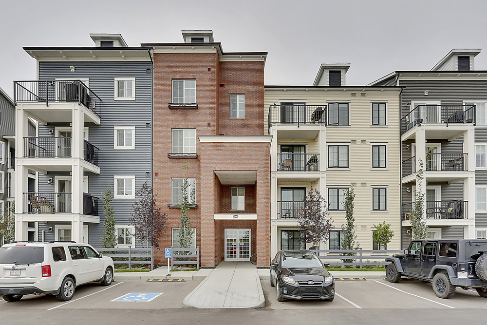 Main Photo: 3109 755 Copperpond Blvd. SE in Calgary: Condo for sale : MLS® # C4030367