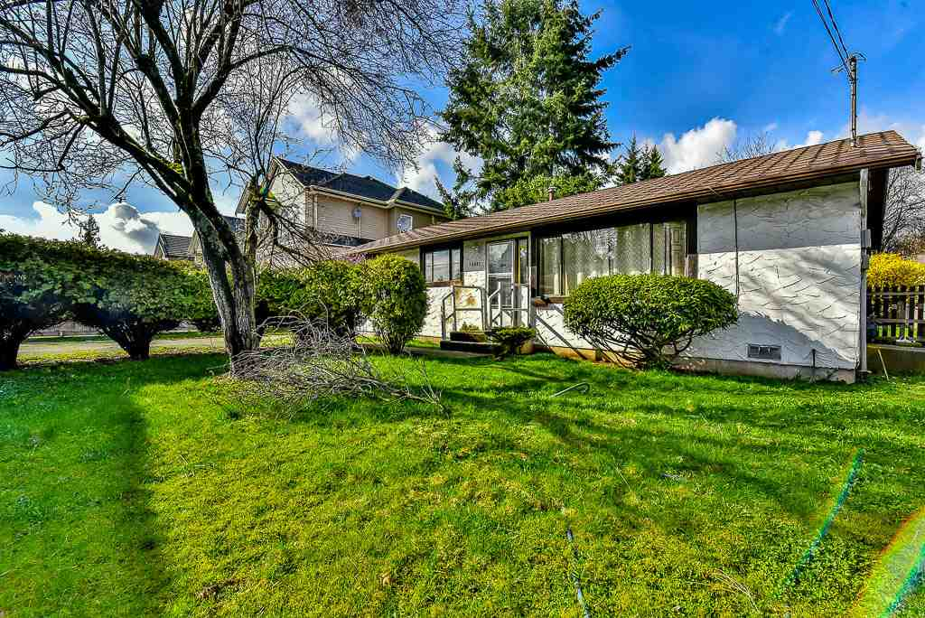 Main Photo: 12521 92 Avenue in Surrey: Queen Mary Park Surrey House for sale : MLS® # R2151336