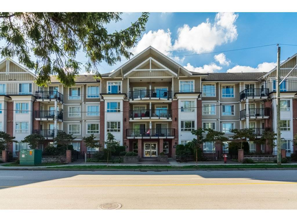 "Main Photo: 411 14960 102A Avenue in Surrey: Guildford Condo for sale in ""MAX"" (North Surrey)  : MLS®# R2208496"