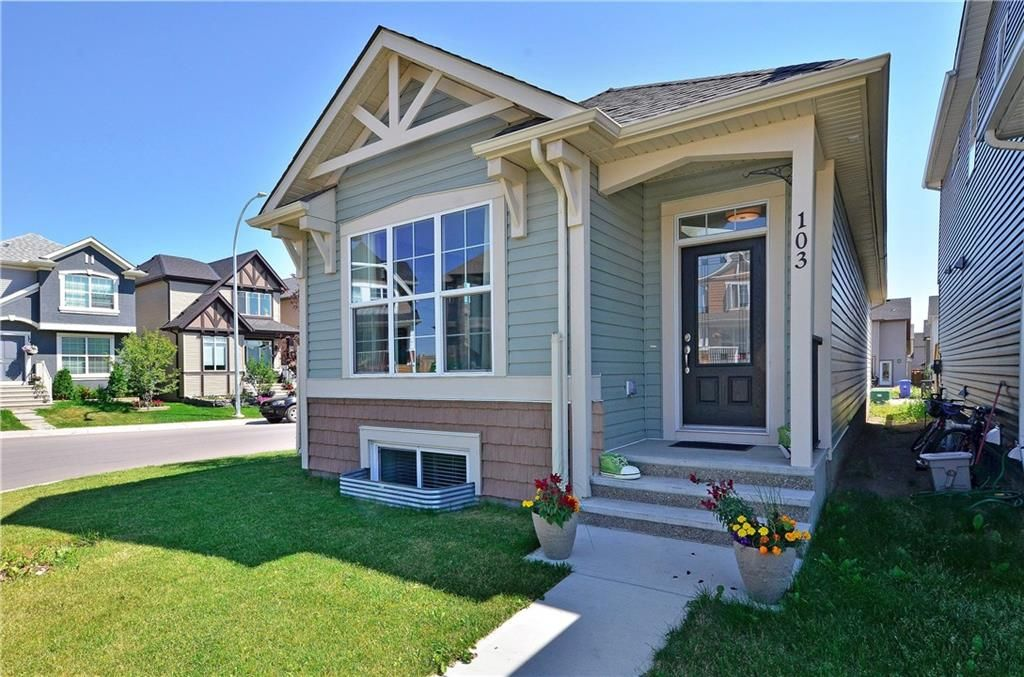 Welcome to 103 Cranford Park SE, Calgary