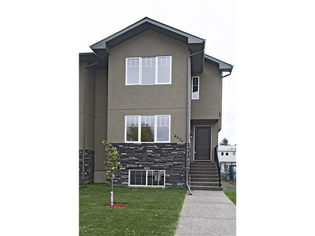 Main Photo: 4626 83 Street NW in CALGARY: Bowness Residential Attached for sale (Calgary)  : MLS® # C3587407