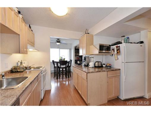 Main Photo: 6 840 Craigflower Road in VICTORIA: Es Kinsmen Park Townhouse for sale (Esquimalt)  : MLS® # 351133