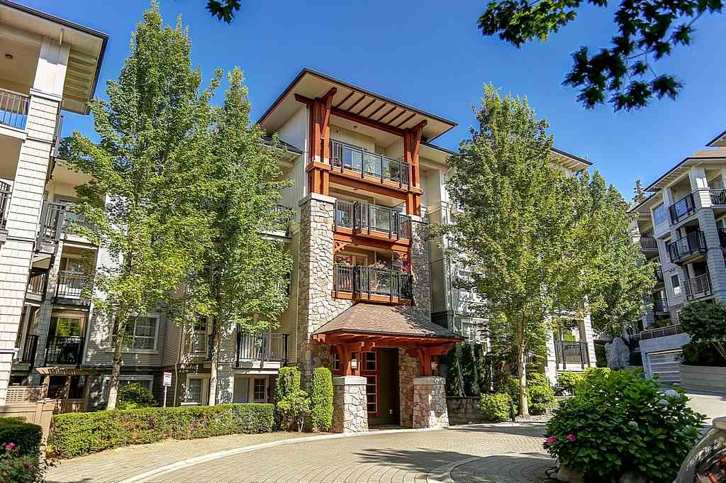 Main Photo: 115 2958 SILVER SPRINGS BOULEVARD - LISTED BY SUTTON CENTRE REALTY in Coquitlam: Westwood Plateau Condo for sale : MLS® # R2094574