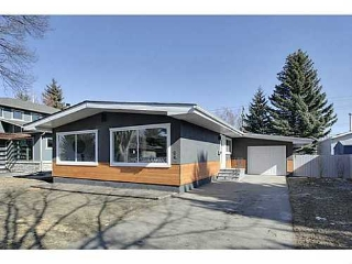 Main Photo: 38 WESTWOOD Drive SW in Calgary: Bungalow for sale : MLS® # C3560165