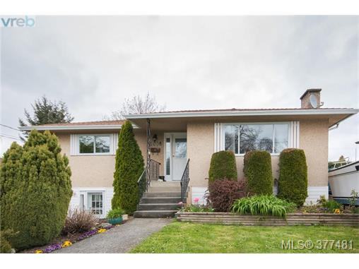 Main Photo: 1014 Londonderry Road in VICTORIA: SE Lake Hill Single Family Detached for sale (Saanich East)  : MLS® # 377481