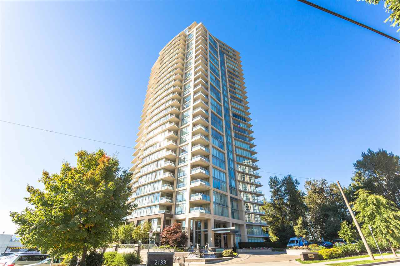 "Main Photo: 508 2133 DOUGLAS Road in Burnaby: Brentwood Park Condo for sale in ""PERSPECTIVES"" (Burnaby North)  : MLS®# R2213301"