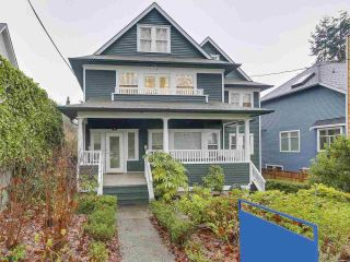 Main Photo: 1 36 W 13TH Avenue in Vancouver: Mount Pleasant VW Townhouse for sale (Vancouver West)  : MLS® # R2231301