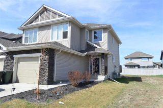 Main Photo: 82 Meadowland Crescent: Spruce Grove House Duplex for sale : MLS®# E4109277