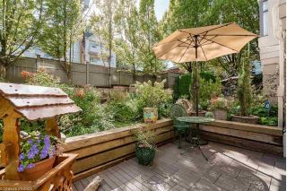"Main Photo: W104 688 W 12TH Avenue in Vancouver: Fairview VW Condo for sale in ""CONNAUGHT GARDENS"" (Vancouver West)  : MLS®# R2310951"
