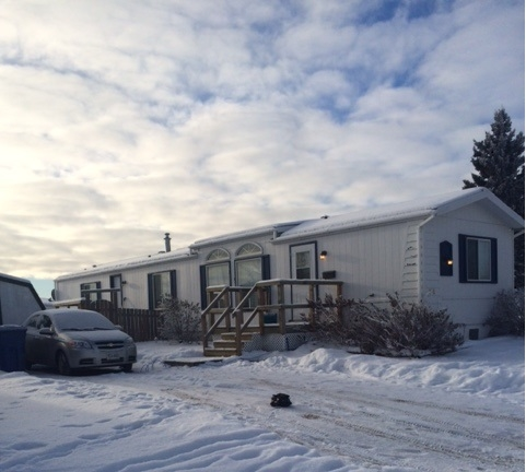 Main Photo: 119 9207 82 Street in Fort St. John: Fort St. John - City SE Manufactured Home for sale (Fort St. John (Zone 60))  : MLS® # R2023444