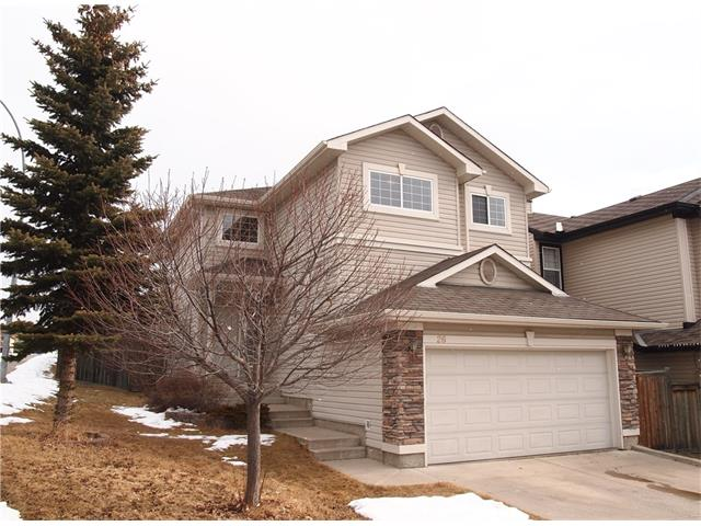 Main Photo: 26 TUSCANY RIDGE View NW in Calgary: Tuscany House for sale : MLS® # C4101271