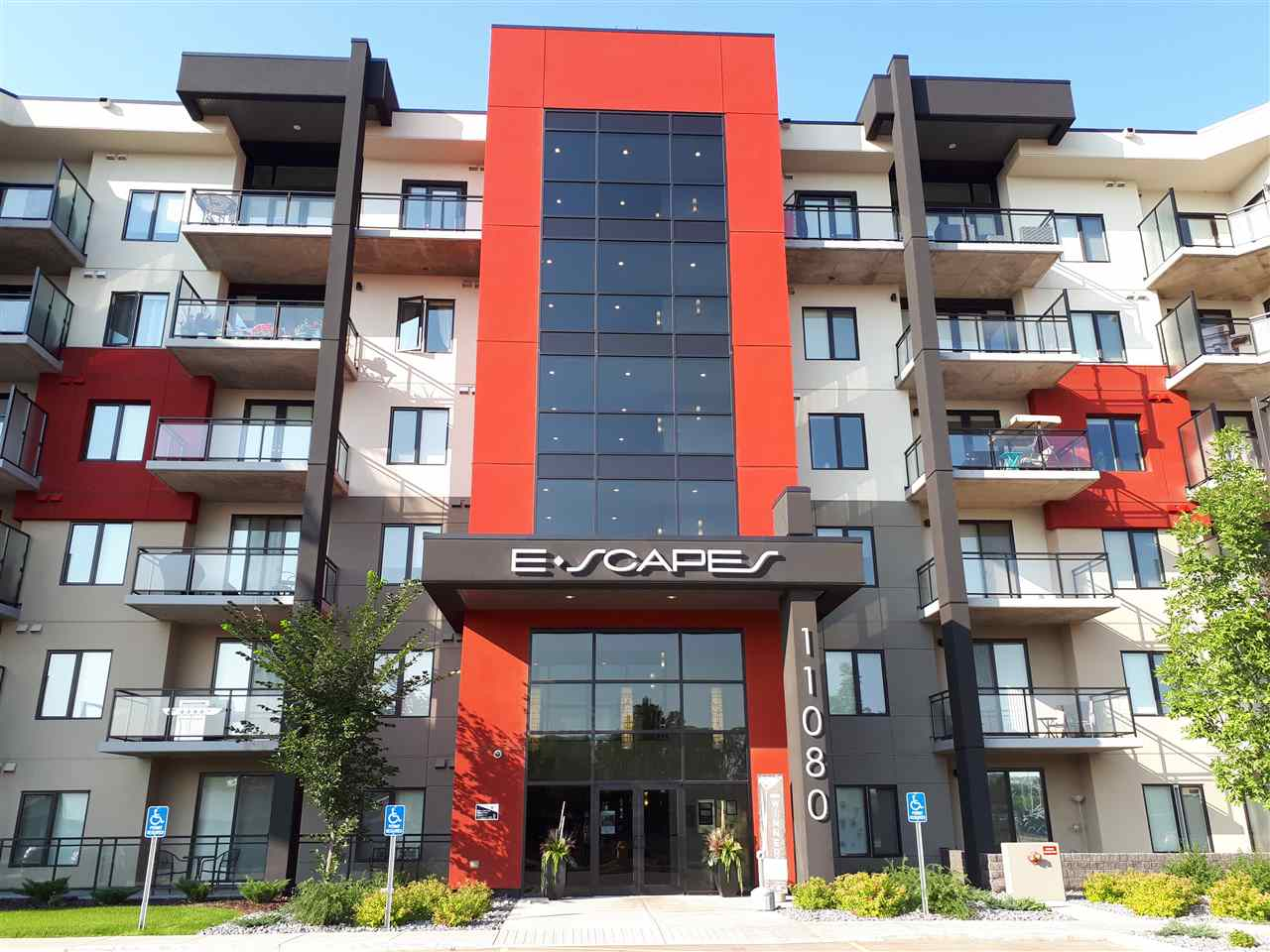 Main Photo: 120 11080 ELLERSLIE Road in Edmonton: Zone 55 Condo for sale : MLS®# E4103838