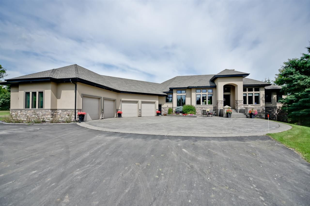 Main Photo: 25218A TWP 544: Rural Sturgeon County House for sale : MLS® # E4084157
