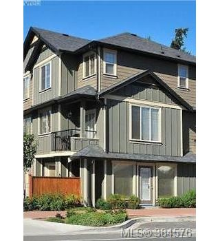 Main Photo: 101 2920 Phipps Road in VICTORIA: La Langford Proper Townhouse for sale (Langford)  : MLS® # 384576