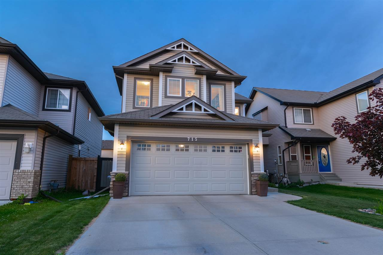 Main Photo: 715 173 Street in Edmonton: Zone 56 House for sale : MLS®# E4118852