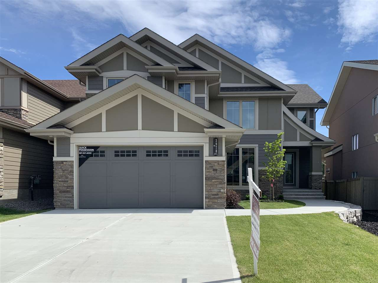 FEATURED LISTING: 3978 Kennedy Crescent Edmonton