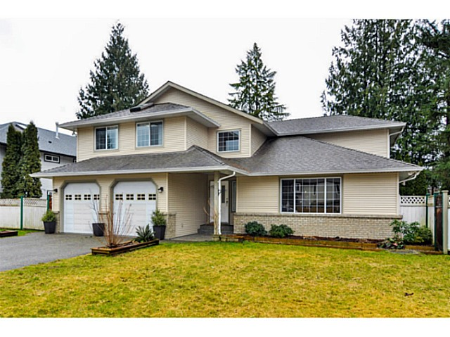 Main Photo: 22802 127TH Avenue in Maple Ridge: East Central House for sale : MLS®# V1048412