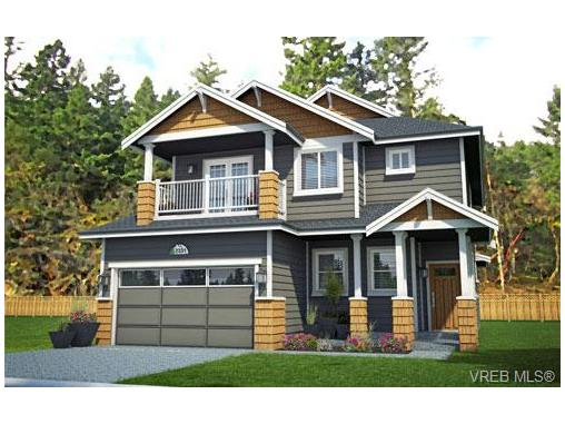 Main Photo: 2386 Lund Road in VICTORIA: VR Six Mile Single Family Detached for sale (View Royal)  : MLS® # 372127