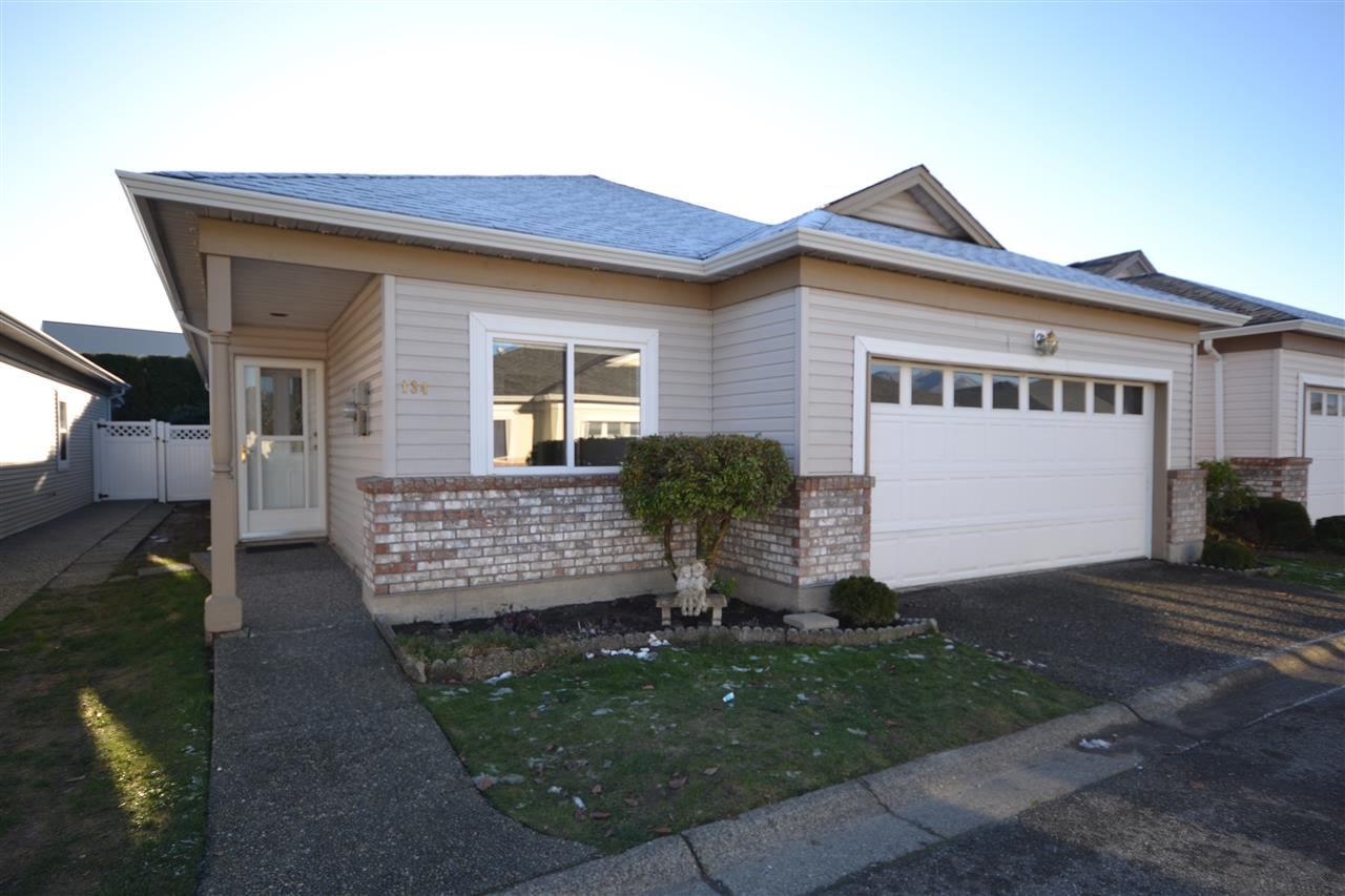 "Main Photo: 134 8485 YOUNG Road in Chilliwack: Chilliwack W Young-Well House for sale in ""Hazelwood Grove"" : MLS®# R2228748"