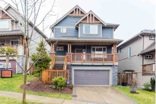 Main Photo: 22920 GILBERT Drive in Maple Ridge: Silver Valley House for sale : MLS®# R2269724