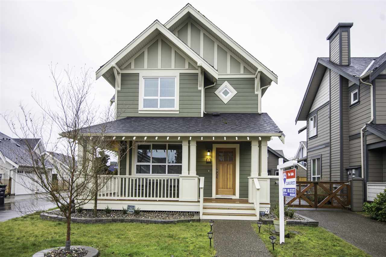 "Main Photo: 210 HOLLY Avenue in New Westminster: Queensborough House for sale in ""Red Boat Port Royal"" : MLS®# R2023740"
