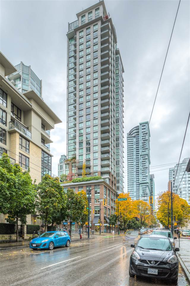 "Main Photo: 1403 535 SMITHE Street in Vancouver: Yaletown Condo for sale in ""YALETOWN"" (Vancouver West)  : MLS® # R2118653"