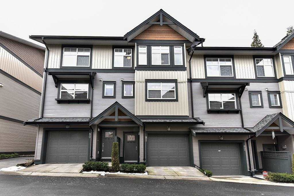 Main Photo: 81 6123 138 Street in Surrey: Sullivan Station Townhouse for sale : MLS® # R2143149