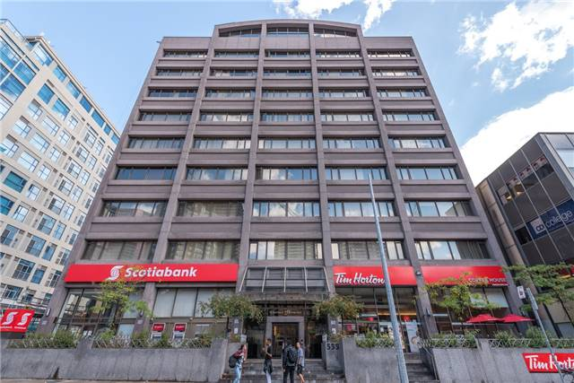 Main Photo: 709 555 Yonge Street in Toronto: Church-Yonge Corridor Condo for sale (Toronto C08)  : MLS® # C3937538