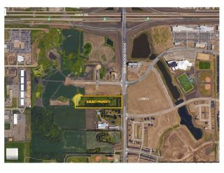 Main Photo: 0 Sherwood Drive Road: Sherwood Park Land Commercial for sale : MLS®# E4081288