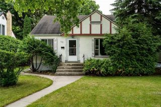 Main Photo: 516 Montague Avenue in Winnipeg: Riverview Residential for sale (1A)  : MLS®# 1817689