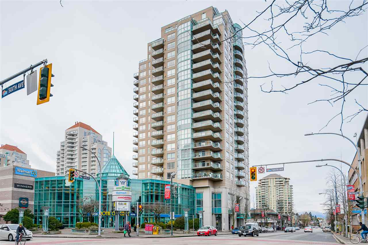FEATURED LISTING: 1501 - 612 SIXTH Street New Westminster