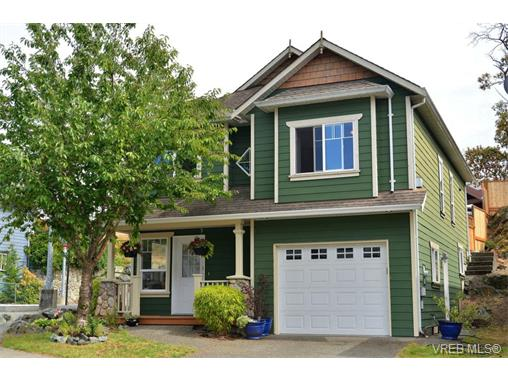 Main Photo: 693 Sunshine Terrace in VICTORIA: La Thetis Heights Single Family Detached for sale (Langford)  : MLS® # 366813
