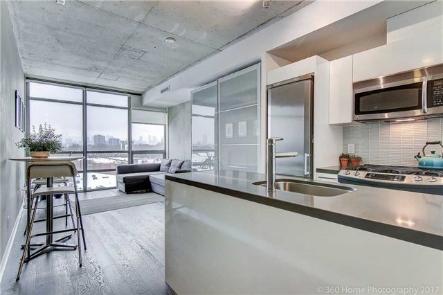 FEATURED LISTING: 707 - 319 Carlaw Avenue Toronto