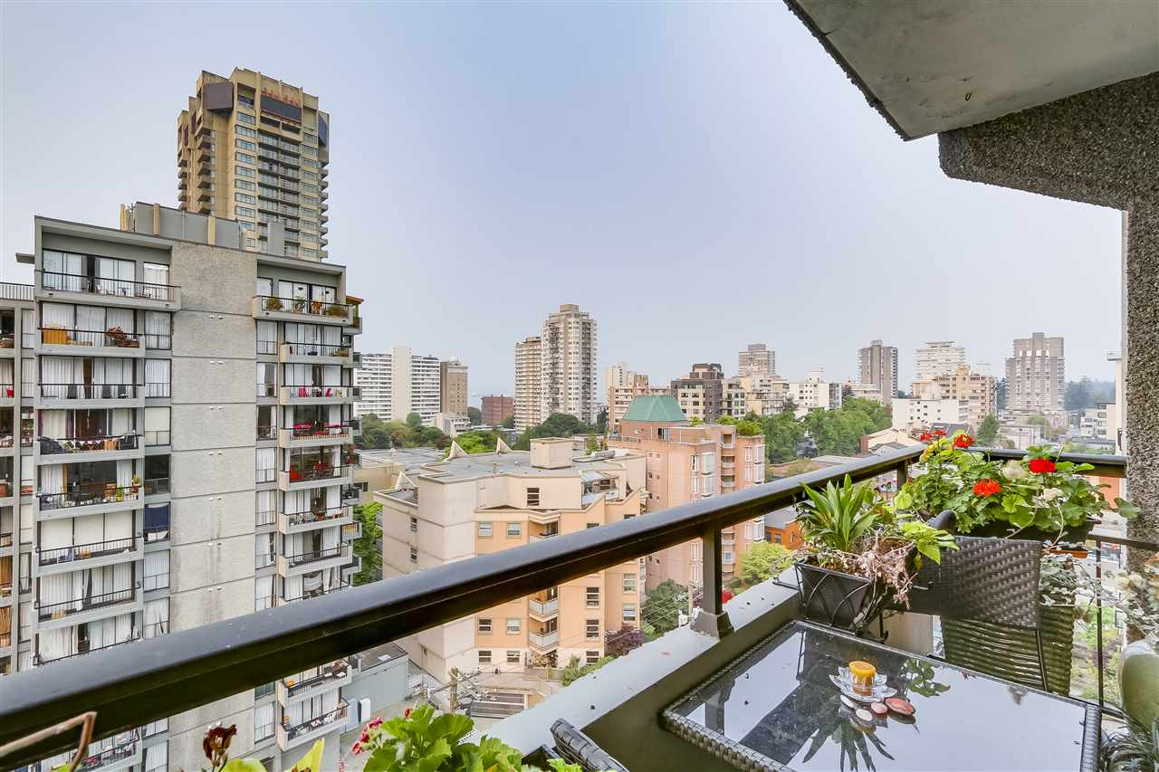 Main Photo: 1008 1720 BARCLAY STREET in Vancouver: West End VW Condo for sale (Vancouver West)  : MLS® # R2204094