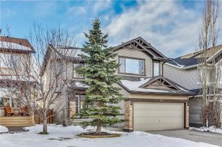 Main Photo: 67 COUGARSTONE Landing SW in Calgary: Cougar Ridge House for sale : MLS® # C4145657