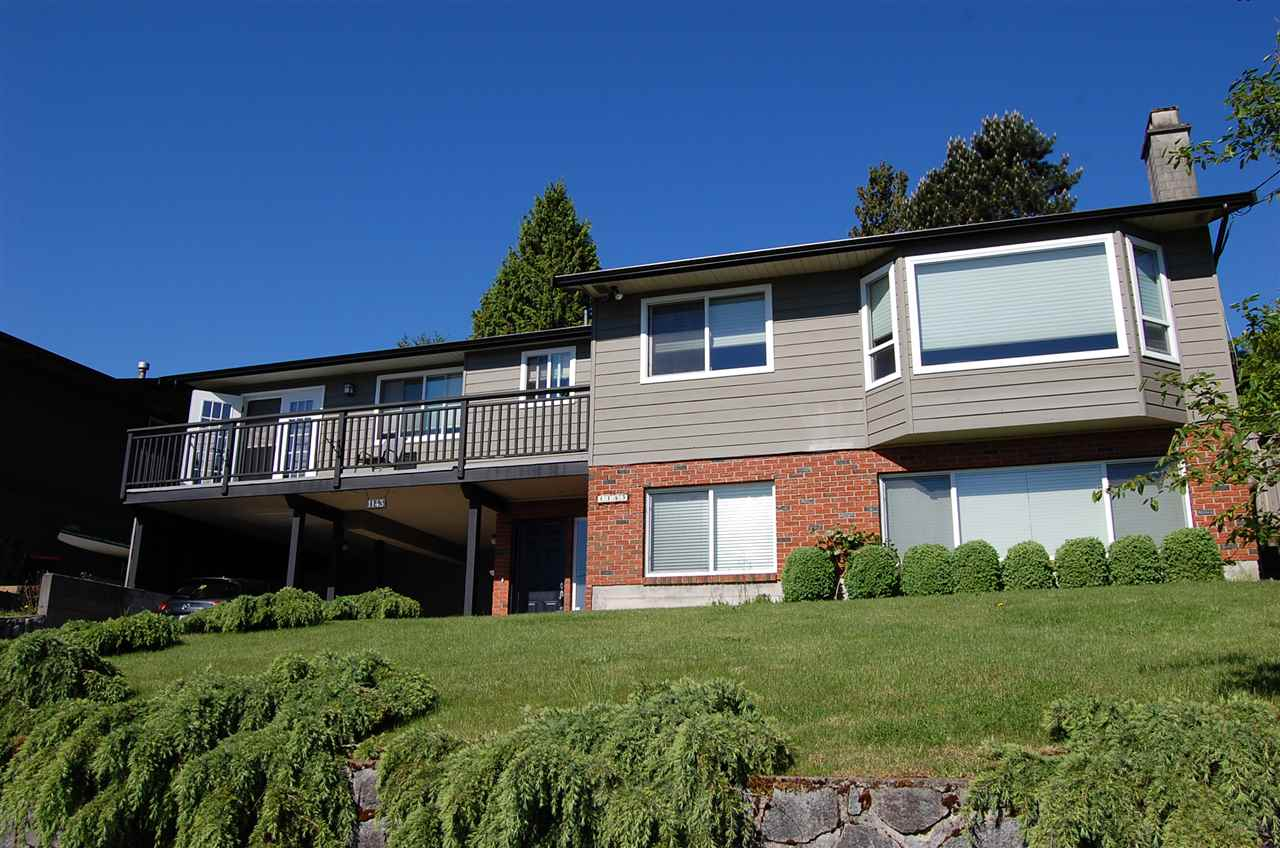 Main Photo: 1143 LIMA Road in North Vancouver: Indian River House for sale : MLS®# R2171310