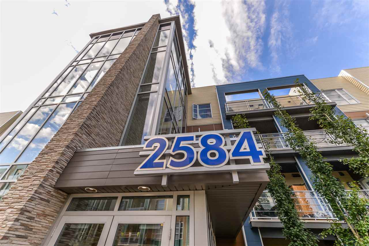 Main Photo: 319 2584 ANDERSON Way SW in Edmonton: Zone 56 Condo for sale : MLS® # E4079038