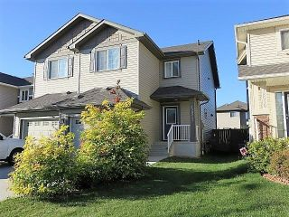 Main Photo: 12012 167B Avenue in Edmonton: Zone 27 House Half Duplex for sale : MLS® # E4083707