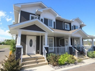 Main Photo: 1 500 Grove Drive: Spruce Grove Townhouse for sale : MLS® # E4084040