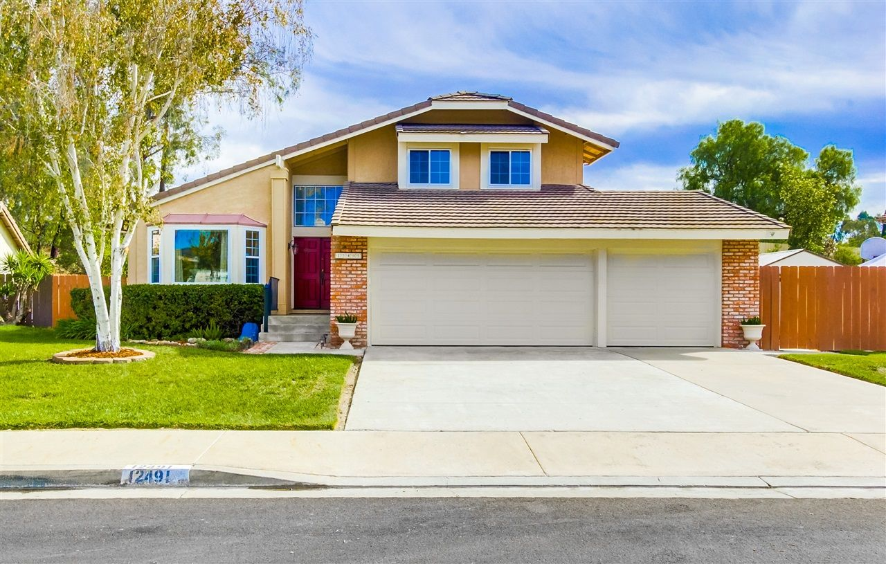 Main Photo: POWAY House for sale : 4 bedrooms : 12491 Golden Eye Ln