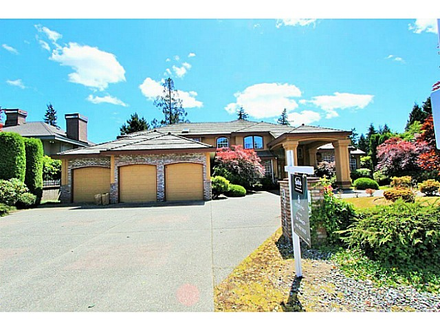 "Main Photo: 12488 57A Avenue in Surrey: Panorama Ridge House for sale in ""PANORAMA RIDGE"" : MLS® # F1443730"