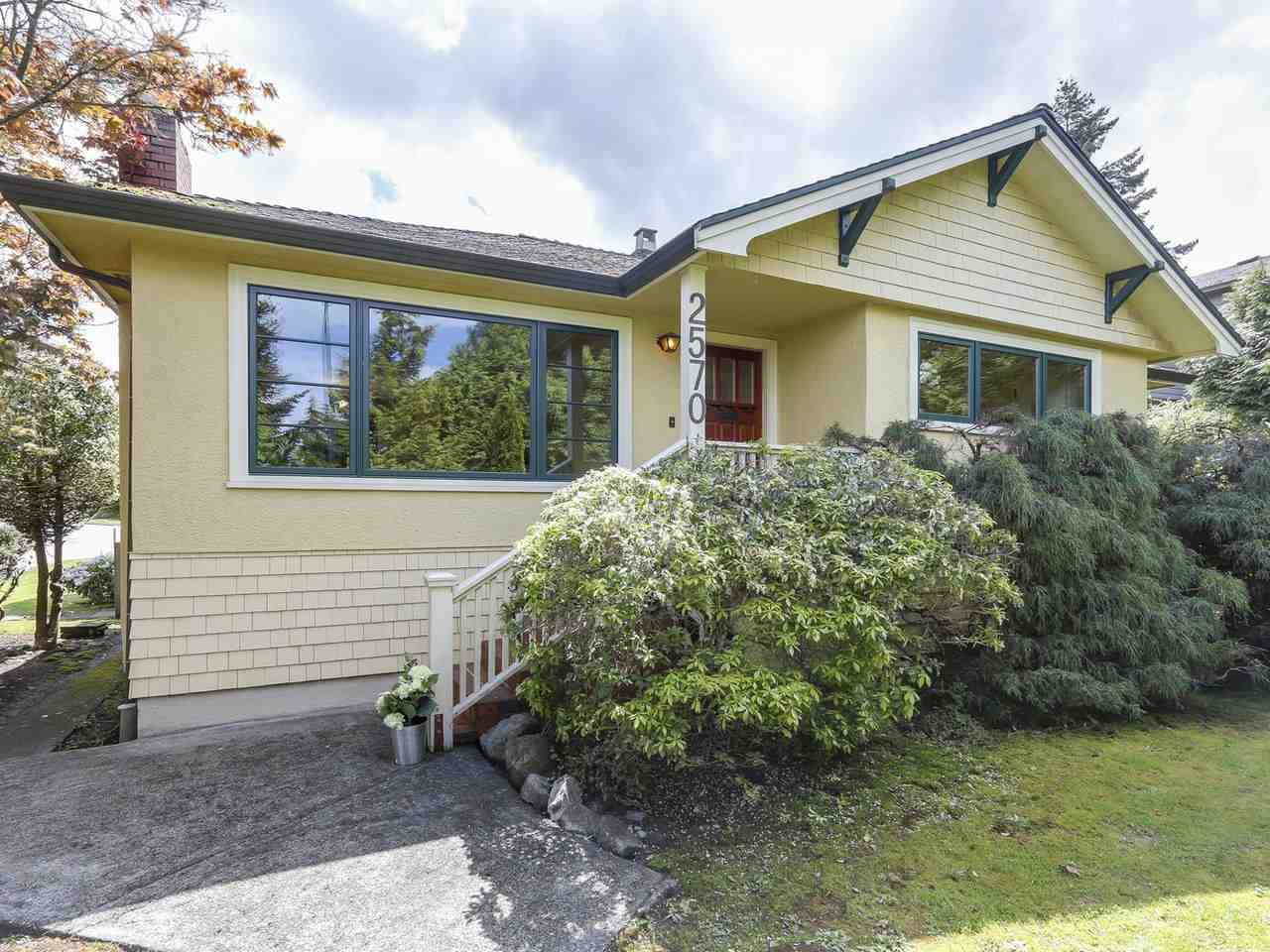 Main Photo: 2570 W KING EDWARD Avenue in Vancouver: Quilchena House for sale (Vancouver West)  : MLS® # R2169012
