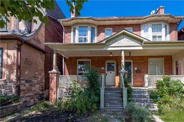 Main Photo: 44 Ellsworth Avenue in Toronto: Wychwood House (2-Storey) for sale (Toronto C02)  : MLS® # C3924838