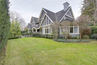 Main Photo: 1316 CONNAUGHT Drive in Vancouver: Shaughnessy House for sale (Vancouver West)  : MLS® # R2222560