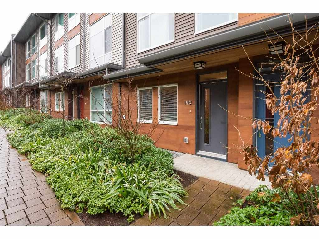 "Main Photo: 199 2228 162 Street in Surrey: Grandview Surrey Townhouse for sale in ""BREEZE"" (South Surrey White Rock)  : MLS®# R2226110"