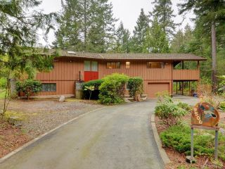 Main Photo: 9508 Inverness Road in NORTH SAANICH: NS Ardmore Single Family Detached for sale (North Saanich)  : MLS®# 389938