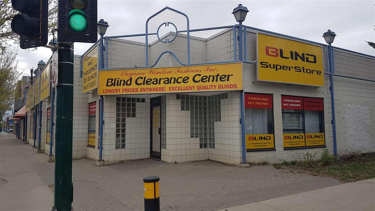Main Photo: 3 10502 107 Avenue in Edmonton: Zone 08 Retail for sale : MLS®# E4110181