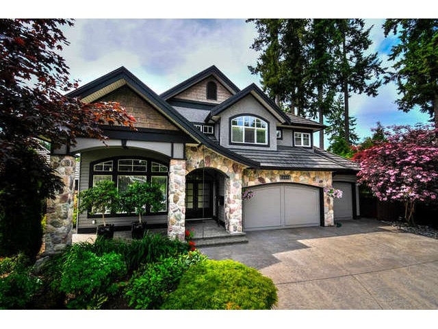 "Main Photo: 3233 141A Street in Surrey: Elgin Chantrell House for sale in ""Estates at Elgin"" (South Surrey White Rock)  : MLS®# F1442076"
